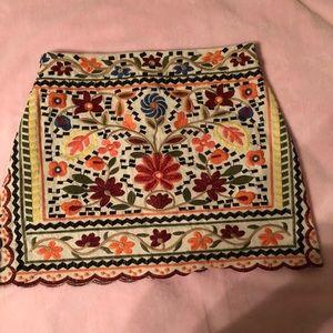 AKIRA Pattern Skirt
